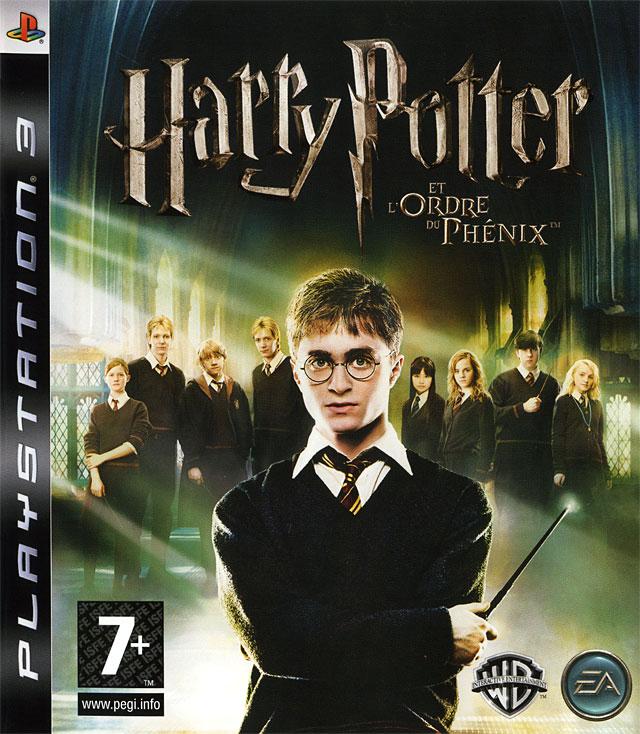 Archaic | Critique - Test : Harry Potter et l'Ordre du Phénix