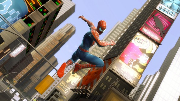 spiderman 3 playstation 3 006 596x335 Spiderman 3