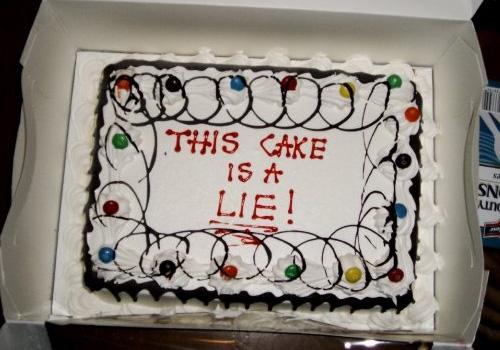 Archaic.fr - Le site vieux jeu The_cake_is_a_lie_archaic