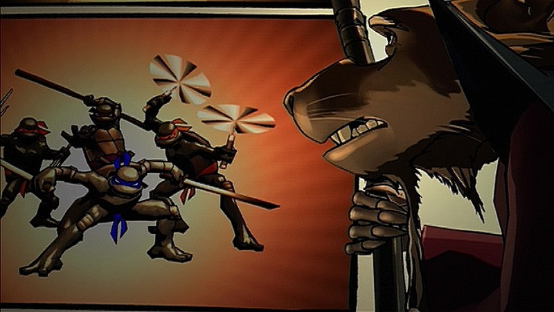 Article tmnt les tortues ninja - Maitre rat tortue ninja ...