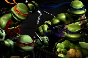 TMNT : Les Tortues Ninja