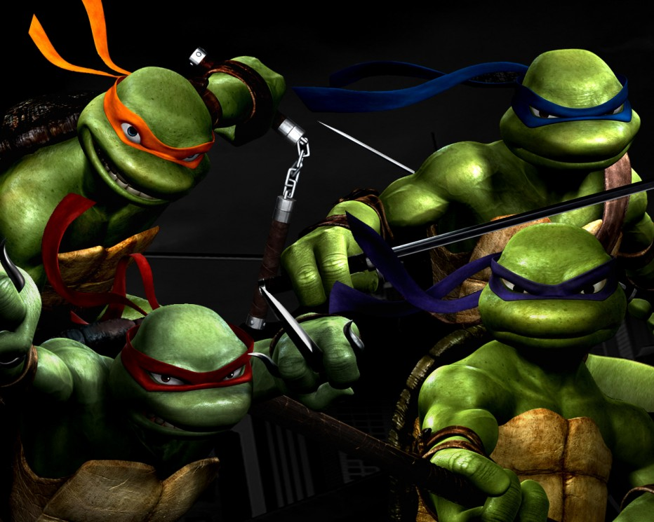 Article tmnt les tortues ninja - Le rat des tortue ninja ...