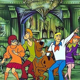 Scooby Doo Qui regarde Qui ?