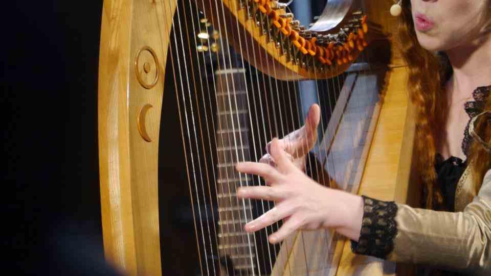 Cecile Corbel en la Mar la Voix de c Cile Corbel