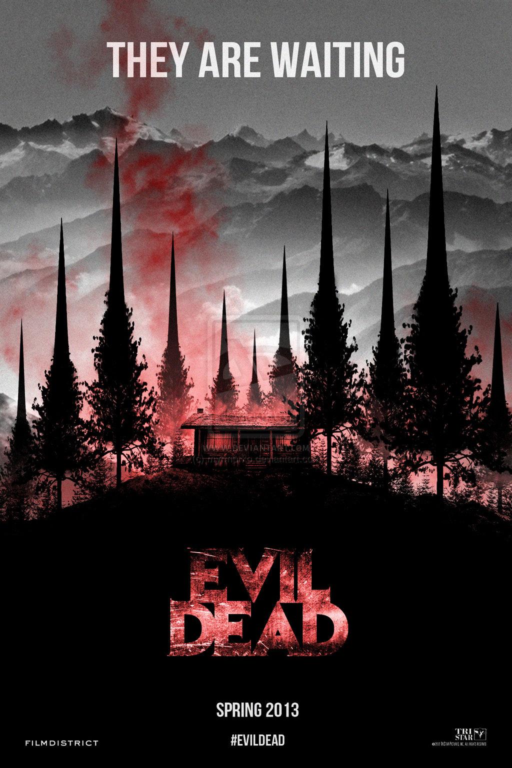 ce que vous avez vu récemment... - Page 20 Evil-dead-affiche2
