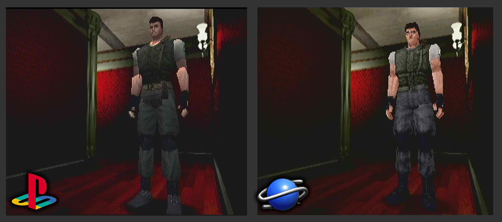 biohazard_saturn_playstation_comparaison