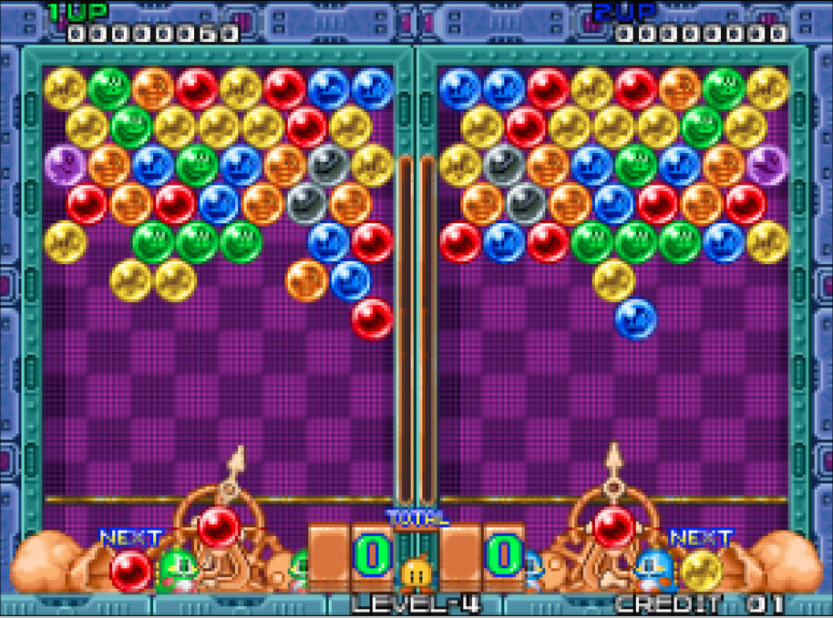 bubble bobble puzzle