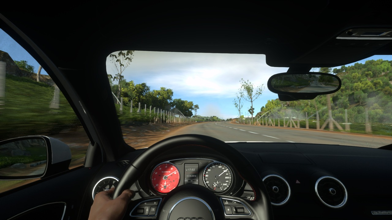 comment prendre photo driveclub