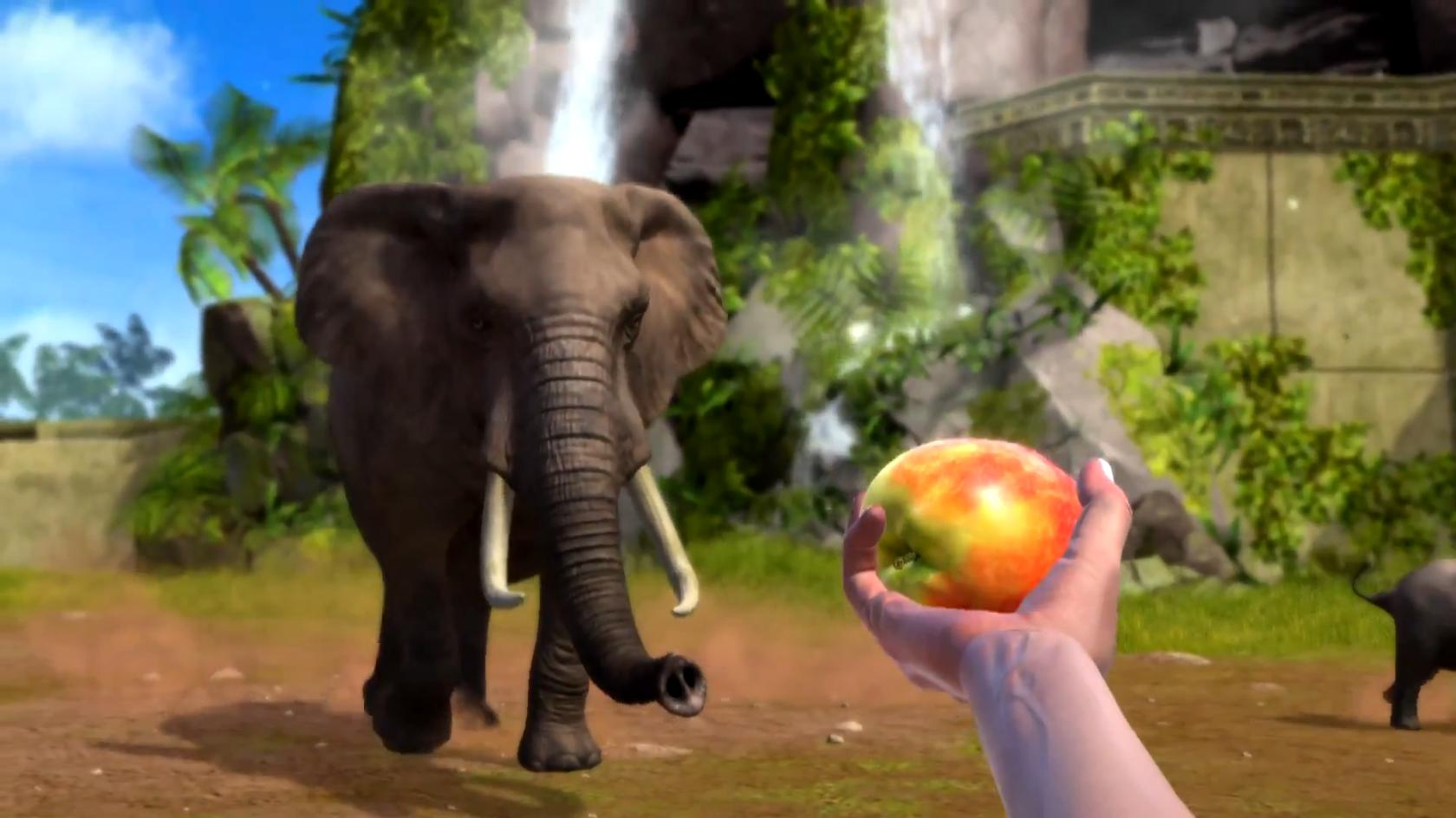 comment soigner un animal dans zoo tycoon xbox one