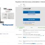 capture_ecran_ebay_PS4_anniversary_new_3DS