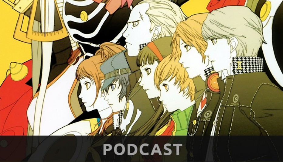 Podcast Jeudepixel.fr : Persona 4, your trueself ?