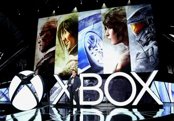 Conférence Xbox