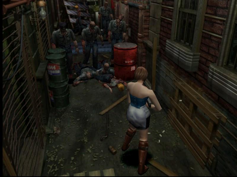 Survivance #9 : Resident Evil 3 Nemesis | Archaic