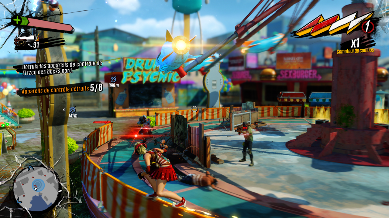 article sunset overdrive