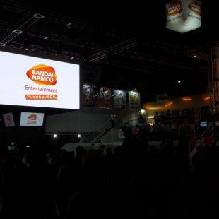 TGS 2016 : Le stand Bandai Namco