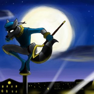 Sly Raccoon
