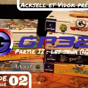 Green Hill Memories – Présentation de la GP32 – Partie II : Les jeux (1/2)