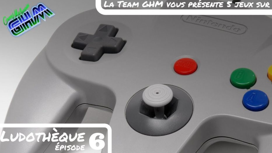 Green Hill Memories – Ludothèque Nintendo 64 (1)