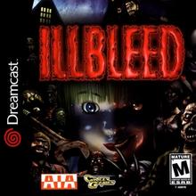 Jaquette du jeu-vidéo Illbleed (Dreamcast / USA)