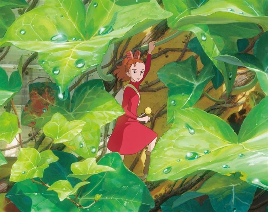 Arrietty : le petit monde des chapardeurs