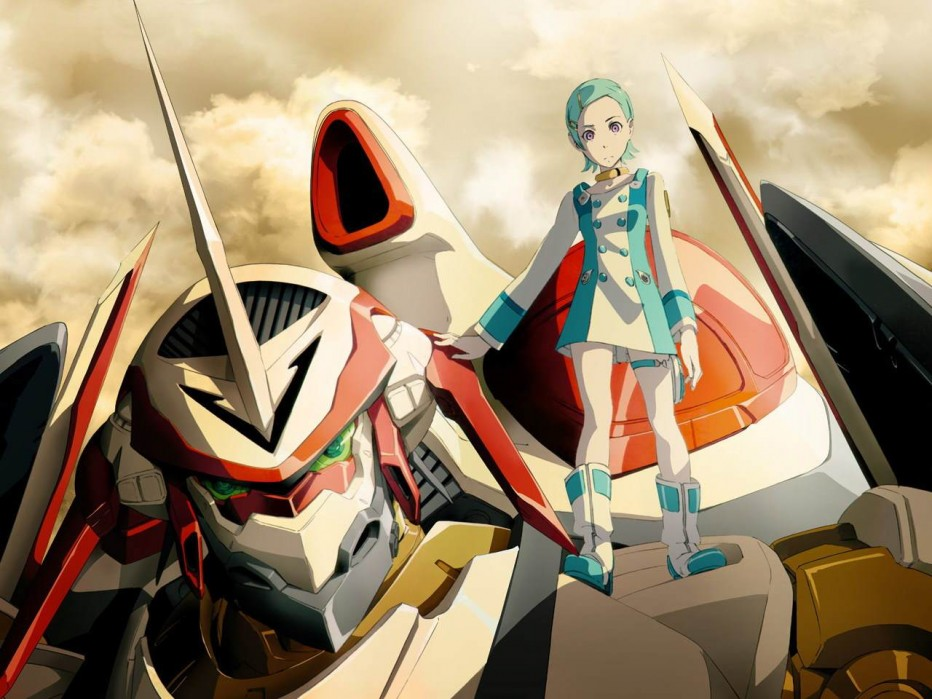 Eureka Seven: Good Night, Sleep Tight, Young Lovers Theatrical
