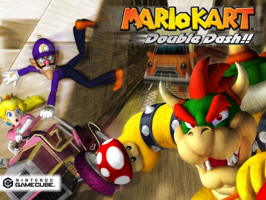 Mario Kart Double Dash !!