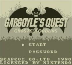 Gargoyle Quest Screenshot 01