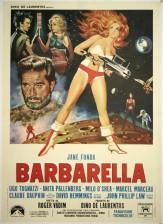 barbarella_affiche