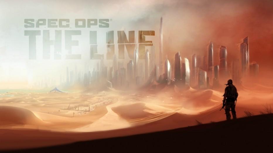 Le scénario de Spec Ops : The Line