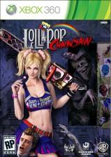 Lollipop Chainsaw (Boite X360)