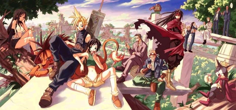 Final Fantasy VII et les travaux de fans