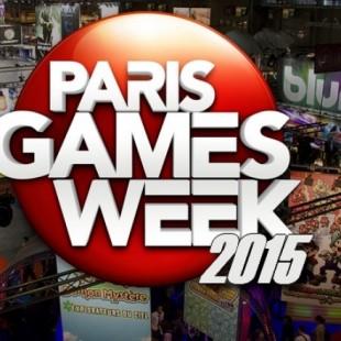 Paris Game Week 2015 – Avis et retours