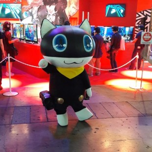 TGS 2016 : Le stand Sega