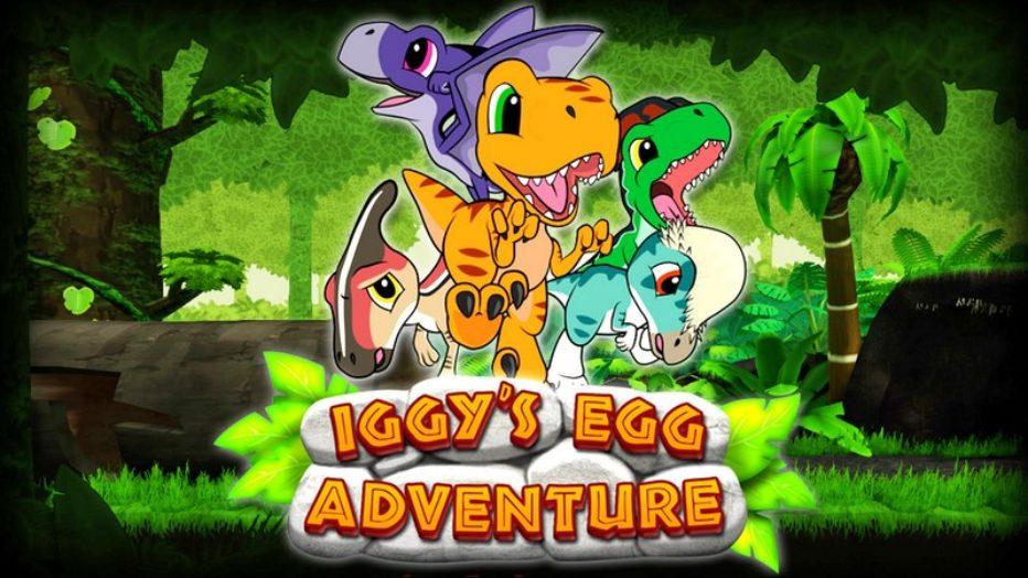 Iggy's Egg Adventure