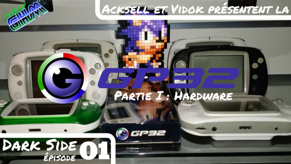 Green Hill Memories – Présentation de la GP32 – Partie I : Hardware