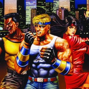 Midnight Street Of Rage