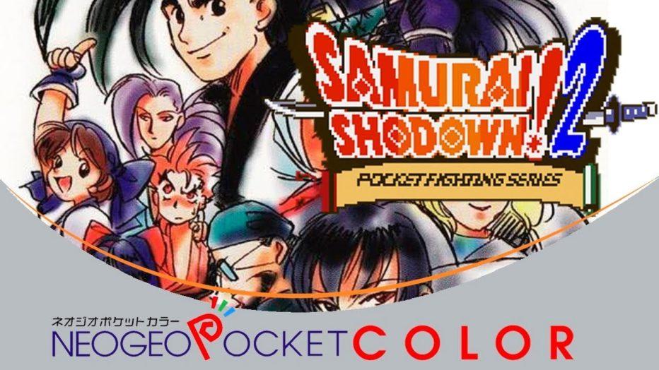 Samurai Spirits! 2 Pocket Fighting Series