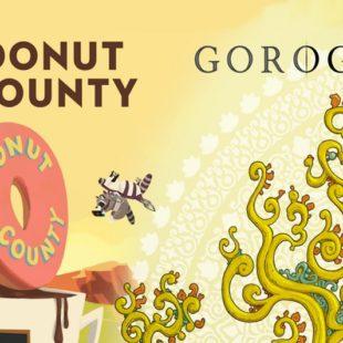 En loose et en vrac : Gorogoa et Donut County