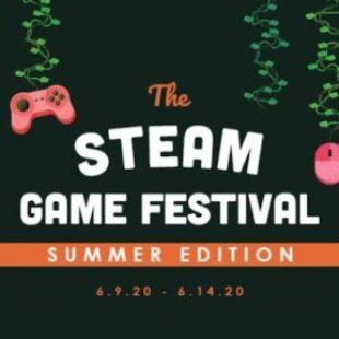 Le festival des jeux Steam – Summer 2020